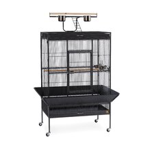 Signature Series Select Wrought Iron Cage - 36x24x66