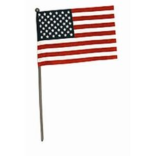 <strong>Flag Zone</strong> United States Traditional Handheld Flag