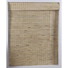 <strong>Top Blinds</strong> Arlo Blinds Bamboo Roman Shade in Mandelhi