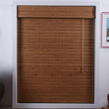 <strong>Top Blinds</strong> Arlo Blinds Bamboo Roman Shade in Tuscany