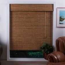 <strong>Top Blinds</strong> Arlo Blinds Bamboo Roman Shade in Dali Natural