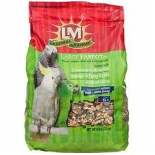 Large Parrot Diet Food - 20 lbs