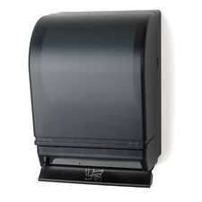 Push Bar Roll Towel Dispenser