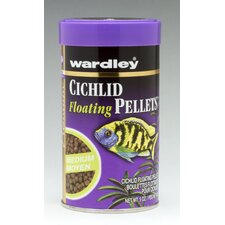 Floating Pellet Cichlid Fish Food