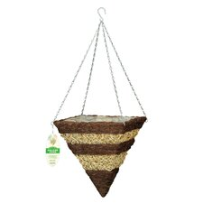 Square Cone Hanging Planter