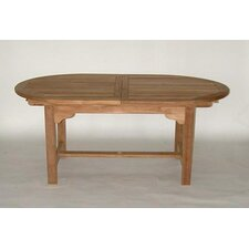 <strong>Regal Teak</strong> Extension Dining Table