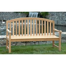<strong>Regal Teak</strong> Teak Aquinah Garden Bench