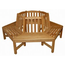 <strong>Regal Teak</strong> Teak Tree Garden Bench