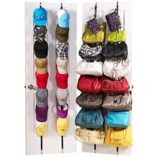 Purse Rack and Cap Rack Organizer