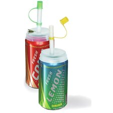Can Soda Straw