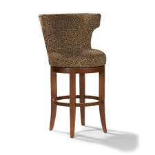 "Monroe 31"" Bar Stool with Cushion"