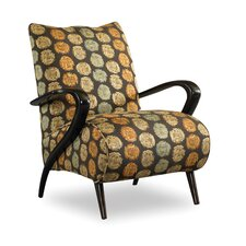 <strong>Sam Moore</strong> Miro Exposed Fabric Arm Chair