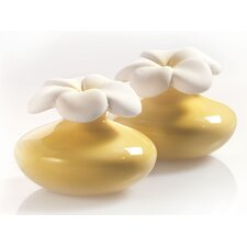 Air Design Flower Sweet Lime Fragrance Diffuser (Set of 2)