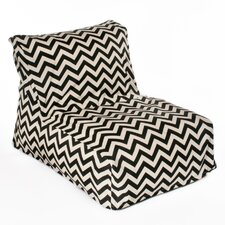 <strong>Chateau Designs</strong> Chevron Bean Bag Lounger