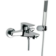<strong>Remer by Nameek's</strong> Single Lever Wall Mounted Tub Filler Diverter