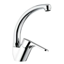 <strong>Remer by Nameek's</strong> Single Handle Deck Mounted Kitchen Sink Faucet