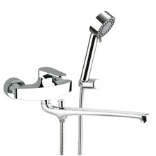 <strong>Remer by Nameek's</strong> Single Handle Wall Mounted Diverter Trim with Hand Shower