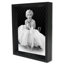Marilyn Monroe Ballerina Memorabilia Shadow Box