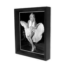 Marilyn Monroe Shadow Box