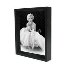Marilyn Monroe Ballerina Shadow Box
