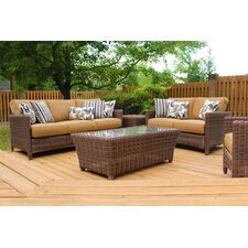 Del Ray Deep Seating Group with Cushions