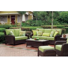 Saint Tropez Deep Seating Group with Cushions
