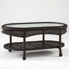 <strong>South Sea Rattan</strong> Key West Coffee Table