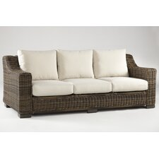 Naples Sofa with Cushions