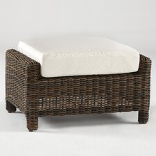 Del Ray Ottoman with Cushion