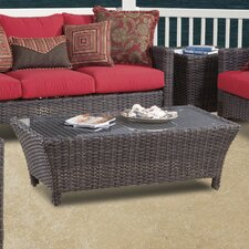<strong>South Sea Rattan</strong> Panama Coffee Table