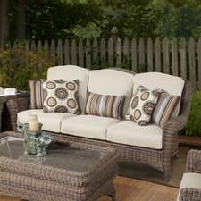 Provence Sofa with Cushions
