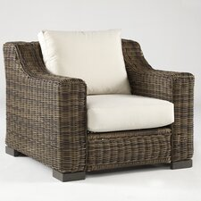 Naples Deep Seating Chair with Cushions