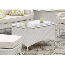 Bahia Wicker Coffee Table