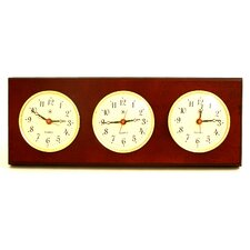 Multizone Wall Clock