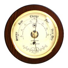 <strong>Bey-Berk</strong> Barometer and Thermometer