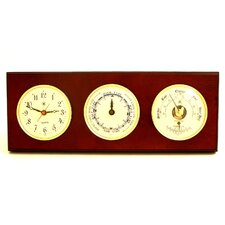 Time Tide Clocks, Barometer and Thermometer
