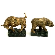 Stock Market Bookend