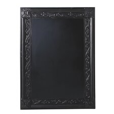 Oversized Distressed Framed Chalkboard