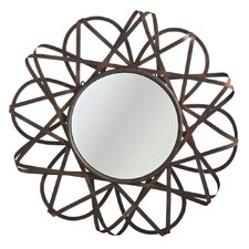 Rusted Wall Mirror