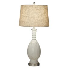 "33"" H Table Lamp with Empire Shade"