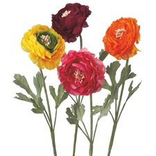 Ranunculus Flower Spray (Set of 4)