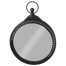 Pocket Watch Wall Mirror