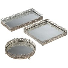 <strong>CBK</strong> Vanity Tray (Set of 3)