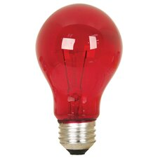 <strong>Philips Home and Healthcare Solutions</strong> Transparent Party Light Bulb