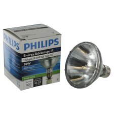 50W Clear 120-Volt (2900K) Halogen Light Bulb