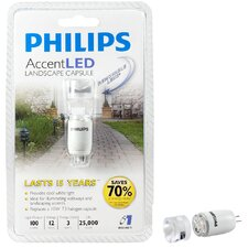 <strong>Philips Home and Healthcare Solutions</strong> 3W LED Light Bulb