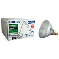 <strong>Philips Home and Healthcare Solutions</strong> 72W Soft White Halogen Flood Light Bulb