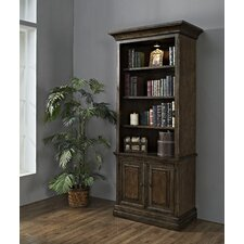 "San Andorra Center 88"" Bookcase"