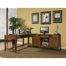 Companion L-Shape Desk Office Suite