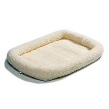 Quiet Time Fleece Dog Mat